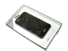 New iSkin VBSNK5-BK1 Vibes Case for iPhone 5 - Faux Snake Skin - FREE SHIPPING