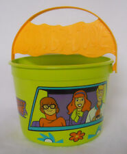 2012 McDonald's Scooby-Doo Halloween Pail-Bucket-Green