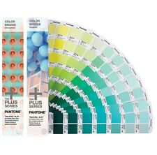 Pantone Color Bridge Gloss Coated & Uncoated 2 book set. With latest 112 colours