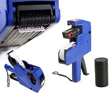 Retail Office Shop Easy Use MX-5500 Label Gun Price Number Labeller+ Ink Roller