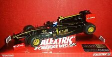 NEW 1:32 ANALOG SCX Scalextric A10079S300 Lotus Renault F1 Petrov - Hot RK44