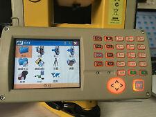 "TOPCON GTS-752 750 2"" Long Range Smart Electronic Total Station Dual TFT LCD"