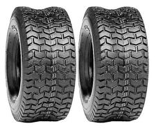 2 New 13x5.00-6 Turf 2 Ply Tube Type Tire Wheel Horse Lawn Mower Tractor