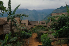 621082 Muong Village Mai Chau A4 Photo Print