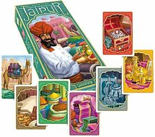 Jaipur [Card Game, 2009, Asmodee Exclusive, 2 Players, 30 Min, Ages 12+] NEW