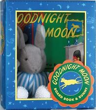 Goodnight Moon Board Book and Bunny by Margaret Wise Brown (2005, Board Book)