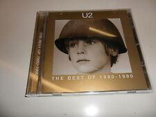 CD  U2 - Best of 1980-1990