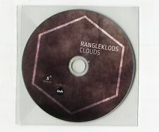 Rangleklods - cd-PROMO - CLOUDS © 2012 - 1-Track-CD - Electronic - Synth-pop
