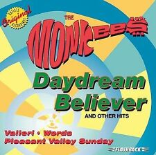 Daydream Believer and Other Hits by The Monkees (CD-1999, Flashback Records) NEW