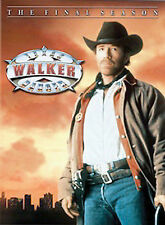 Walker Texas Ranger - The Final Season (DVD, 2005, 6-Disc Set)