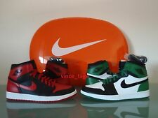 NEW 2009 Nike Air Jordan DMP I 1 High Pack Bulls Celtics Black Red 10 US 44 EUR