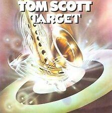 Target by Tom Scott (CD, Oct-2007, Wounded Bird) : Tom Scott (CD, 2007)