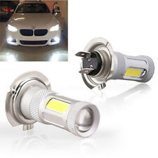 H7 80W High Power COB LED Car Fog Tail Head Light Driving Lamp Bulb White AO