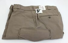 "FECHHEIMER 39316 MEN'S DELUXE TACTICAL 6 POCKET CARGO PANTS TAN 44"" NO HEM"