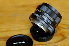 Konica Hexanon AR 28mm f3.5 EE - Excellent Condition