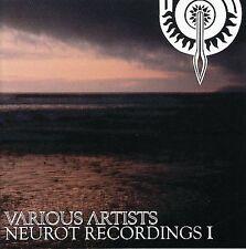 """""""Neurot Recordings I"""" CD/DVD Neurosis Oxbow Tarantula Hawk Jarboe Isis Zeni Geva"""