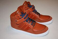 Adidas AR 2.0 Red Orange Fur Lined Sneaker Boots Men Size 12, New