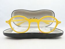 Ray-Ban RB 7069 5519 LITEFORCE Yellow New Authentic Eyeglasses 43/22/145 w/Case