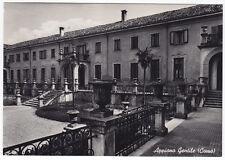 0011 COMO APPIANO GENTILE - CASA DI RIPOSO VALLARDI Cartolina FOTOGR viagg. 1956