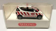 "Wiking 078 06 28, Mercedes Benz A 160 ""AvD"" Pannenhilfe,1:87,H0, NEU in OVP"