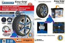 EASY GRIP EVOLUTION MICHELIN CATENE DA NEVE 185/65-14 175/65-15 185/55-15 - EVO3