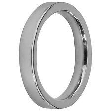 MelanO Vorsteckring Beisteckring Größe 56 01R4993 SS glänzend schmaler Ring