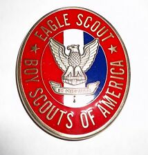 Boy Scouts of America Eagle Scout Engravable 2-Sided Coin