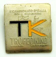 Spilla 5° Campionato D'Italia Sci Alpinismo Trofeo Kind - Ski Club Torino