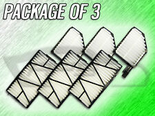 C35872 CABIN AIR FILTER FOR SUBARU LEGACY OUTBACK BAJA - PACKAGE OF 3