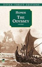 The Odyssey (Dover Thrift Editions), Homer, Good,  Book