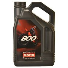 Motul 800 2T Factory Line Off Road 4 litri