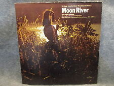 33 RPM LP Record Moon River Jimmy Darwin & His Orchestra Buckingham Records 736