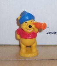 Vintage Disney Winnie The Pooh PVC Figure Rare VHTF #2
