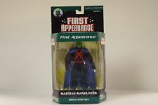 DC Direct First Appearance Series 4 MARTIAN MANHUNTER Action Figure MIB