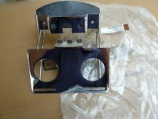 Harley Davidson  chrome tail light/ no plate bracket fits fxwg  fxst  new