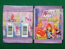 1 BUSTINA WINX CLUB (MODE & MAGIE) sigillata sealed packet PANINI Sticker