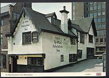 Nottinghamshire Postcard - Ye Olde Salutation Inn, Nottingham    LC5579