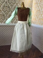 Cinderella Princess Disney Doll Store Classic Wardrobe Deluxe Rags Peasant Dress