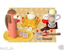 Megahouse Yellow Dogs Coffee Shop Captain kitchen food miniatures Re-Ment size 6