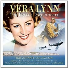 Forces Sweetheart Ultimate Collection - Vera Lynn (2014, CD NEUF)3 DISC SET