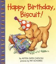 Happy Birthday, Biscuit!-ExLibrary