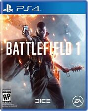 PS4 Battlefield 1 Brand New Factory Sealed Playstation 4