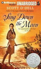 Sing down the Moon by Scott O'Dell (2011, CD, Unabridged)