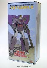 New ToyWorld Transformers TW-06C Evila Star MP Astrotrain Figure MISB In Stock