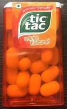 TIC TAC ORANGE Flavoured CANDY 10.7gm ( PACK OF 12 ) - free shipping