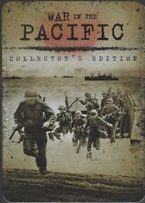 WWII: WAR IN THE PACIFIC Collector's Edition (2-Disc Set, 2011, Tin Case) - NEW