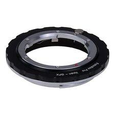 Fotodiox Obiettivo Adattatore Pro Hasselblad XPAN Lente Per Fujifilm Gfx fotocamera 50s