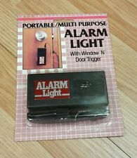 Portable / Multi Purpose Alarm Light With Window 'N' Door Trigger **NEW**