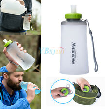 Naturehike 750ml TPU Collapsible Folding Drink Water Bottle Kettle Cup Travel