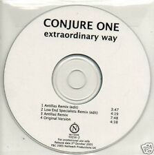 (194X) Conjure One, Extraordinary Way - DJ CD
